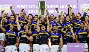 els Rhinos Leeds campions!