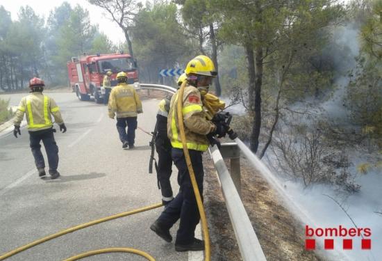 incendi Òdena juliol 2015