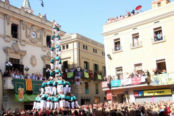 3d10fm Castellers de Vilafranca