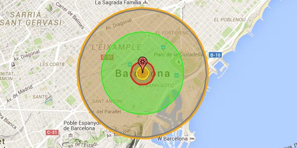Barcelona - 05-08-2015