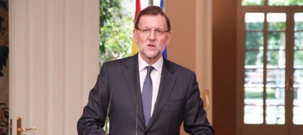 Mariano Rajoy, en una imatge de final de juliol.