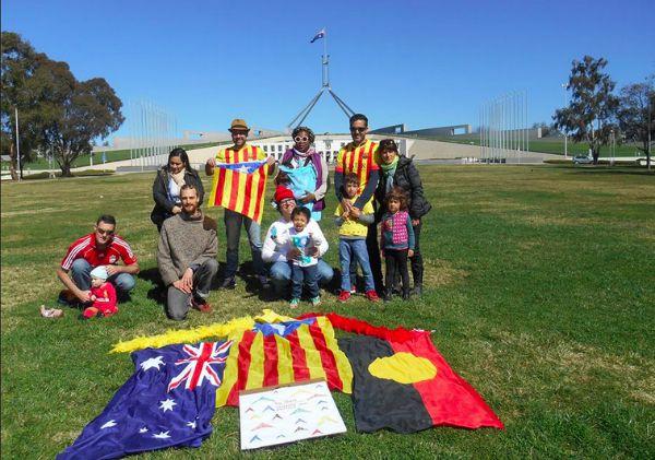 Via Lliure Canberra 2015