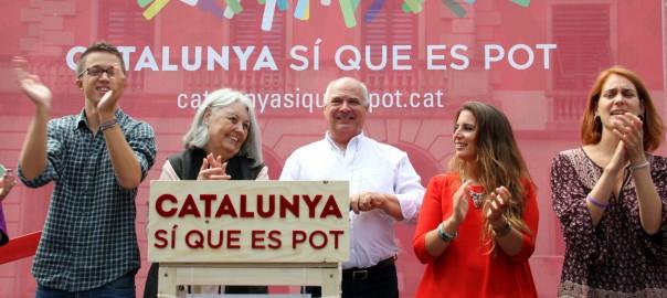 Imatge d'arxiu de Catalunya Sí Que Es Pot