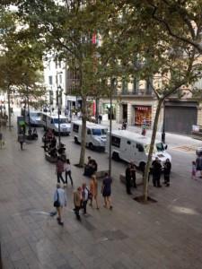 Furgonetes Banc Espanya