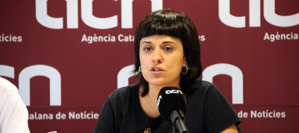 Anna Gabriel, número 2 de la CUP (1)