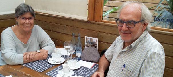Els periodistes Rosa M. Piñol i Lluís Bonada han obtingut el premi Trajectòria, que s'atorga durant la Setmana del Llibre en Català.
