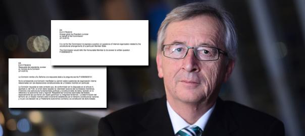 Jean Claude Juncker, president de la Comissió Europea.