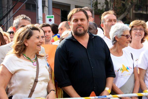 Oriol Junqueras 11092015