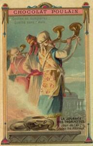 Els francesos Poulain, pioners en l'edició dels cromos de la xocolata.