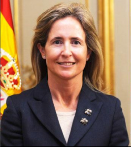 Marta Silva de Lapuerta.