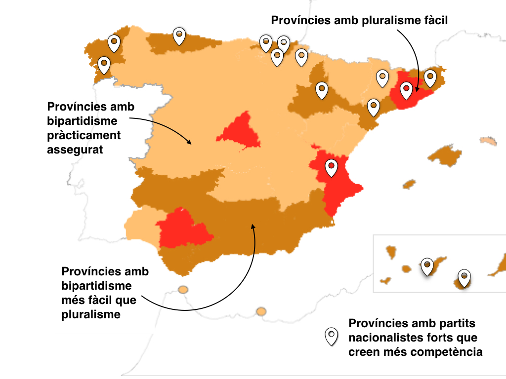 Llei electoral espanyola