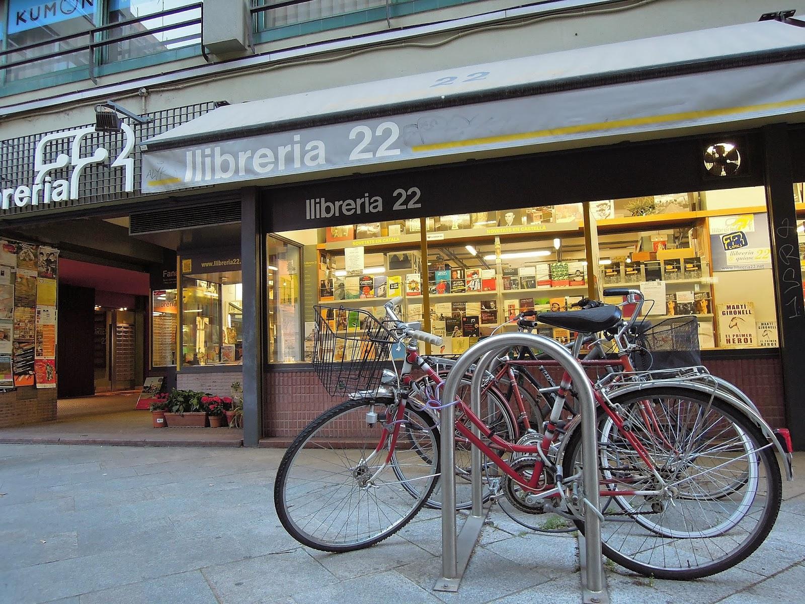 llibreria 22