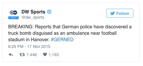 policia Hannover