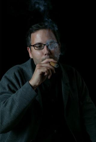 L'escriptor Joan Garí, autor de 'La memòria del sabor'.
