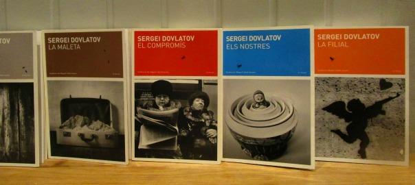 Les cinc novel·les de Dovlatov publicades per Labreu, dins la col·lecció La intrusa.