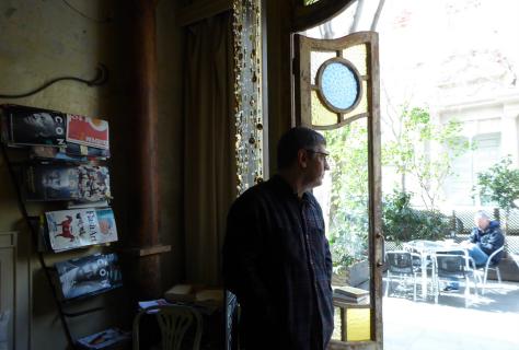 Víctor Obiols, autor de 'Dret al miracle' (premi Carles Riba, Proa).