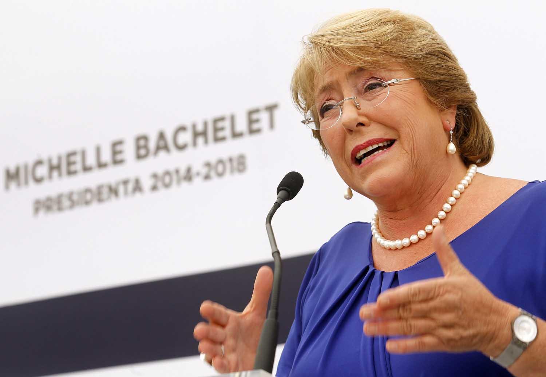 Michelle Bachellet