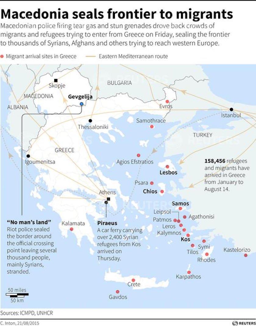 Macedònia Grècia