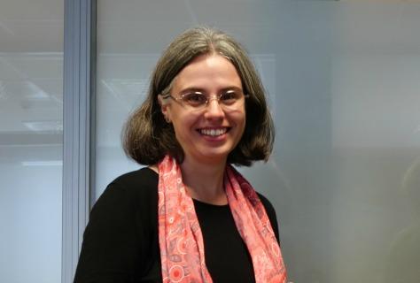 Maribel Ripoll, comissària de l'Any Llull a les Illes Balears.