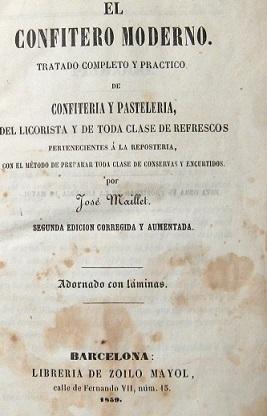 Segona edició de l'obra (Barcelona, 1859), corregida i augmentada.