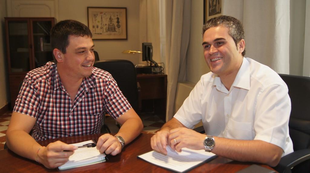 Josep A. Albert i Ivan Martí