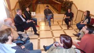 Rafael Montero a l'ajuntament d'Ontinyent - Jaime Peris