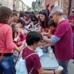 Trobada d'Escolesn en Valencià Montaverner