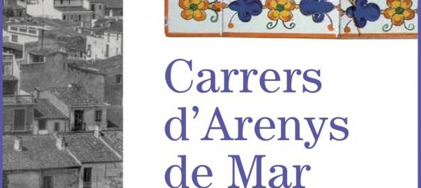Carrers d'Arenys de Mar
