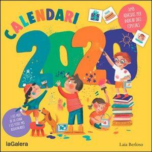 calendari infantil la galera 2020