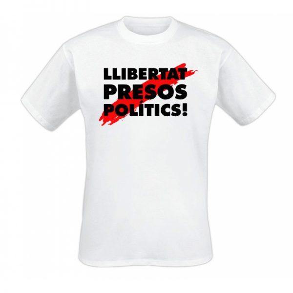 samarreta llibertat presos politics