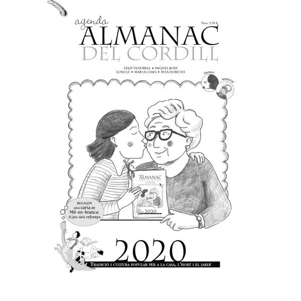 almanac del cordill 2020