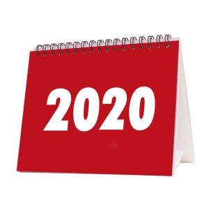 calendari vinçon 2020 sobretaula