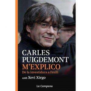 m'explico llibre puigdemont