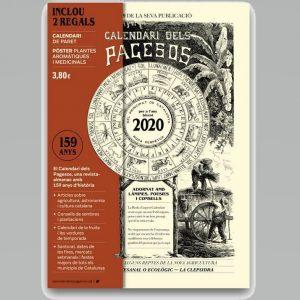calendari pagesos 2020
