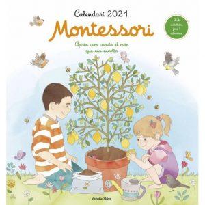 calendari montessori 2021