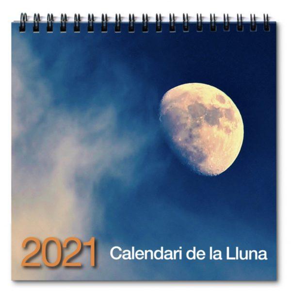 calendari sobretaula lluna 2021