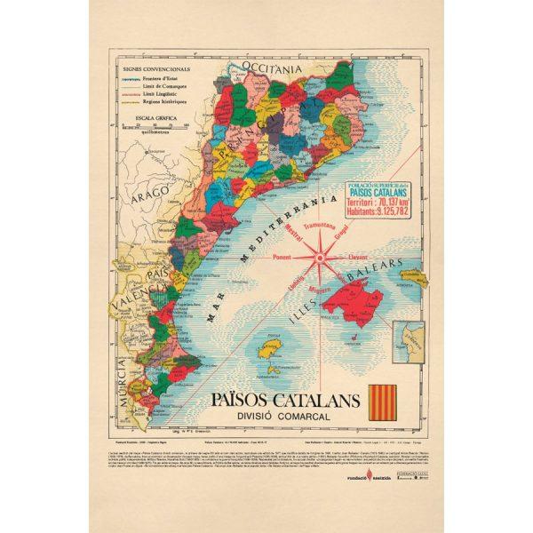 mapa ballester paisos catalans