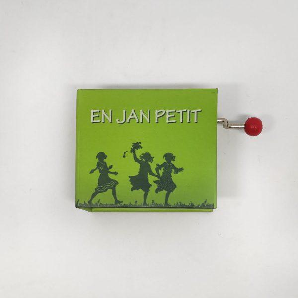 caixa musica jan petit