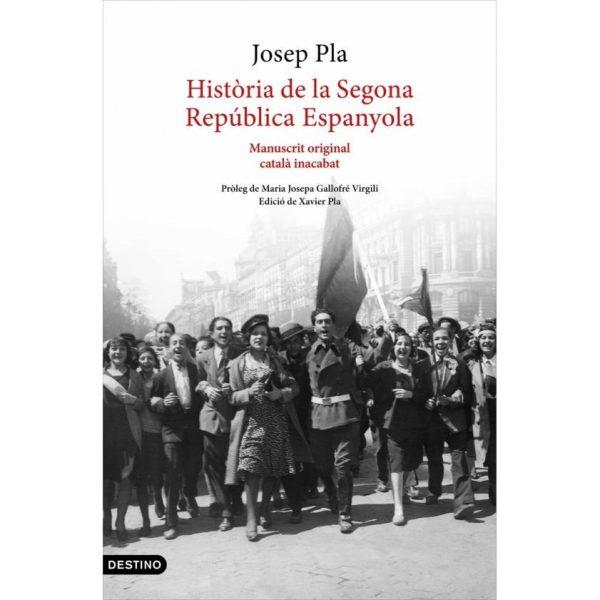 historia segona republica josep pla
