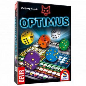 optimus joc
