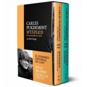 pack llibres puigdemont