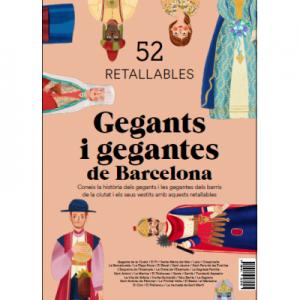 retallables gegants i gegantes de barcelona