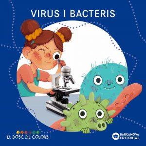 llibre infantil virus i bacteris
