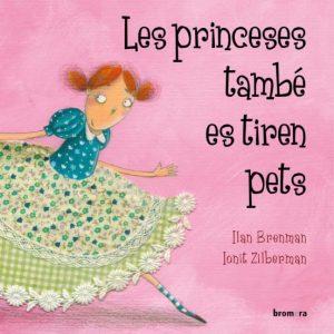 les princeses tambe es tiren pets