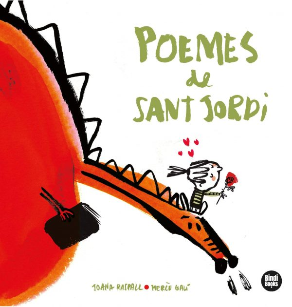 poemes de sant jordi joana raspall