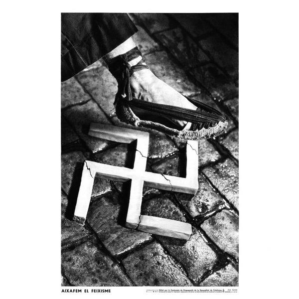 cartell lamina aixafem el feixisme