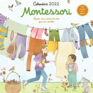calendari 2022 Montessori