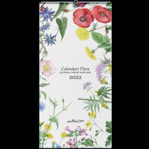 calendari 2022 flora
