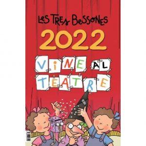 calendari 2022 les tres bessones