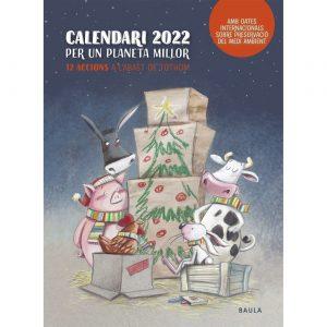 calendari 2022 per un planeta millorcalendari 2022 per un planeta millor